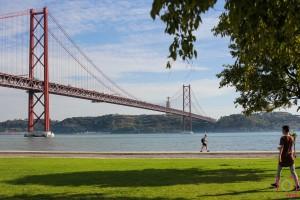 De mooie bekende brug