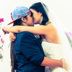 De stoere kus