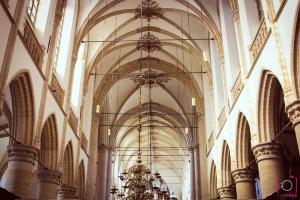 Trouwbeurs in de grote Kerk