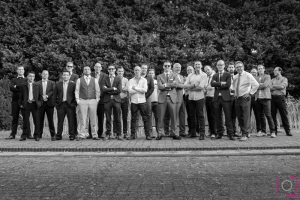 De mannen