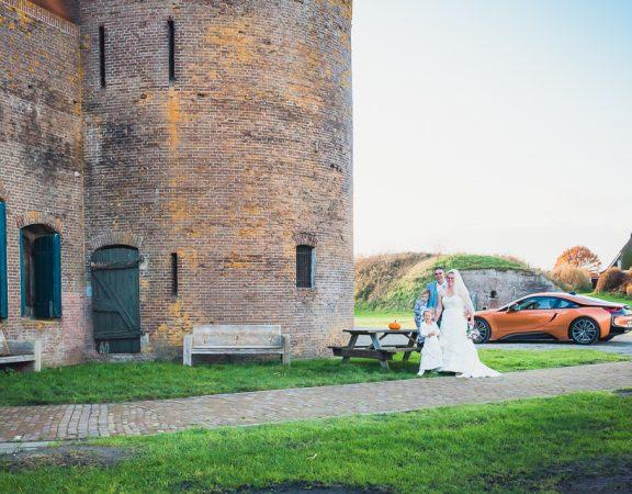 Bruidsfotograaf Campuur