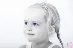 Meisje met de blauwe ogen