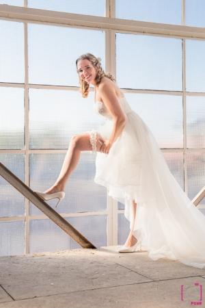 Bruid Sanne