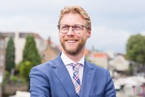 Maarten Burggraaf-wethouder